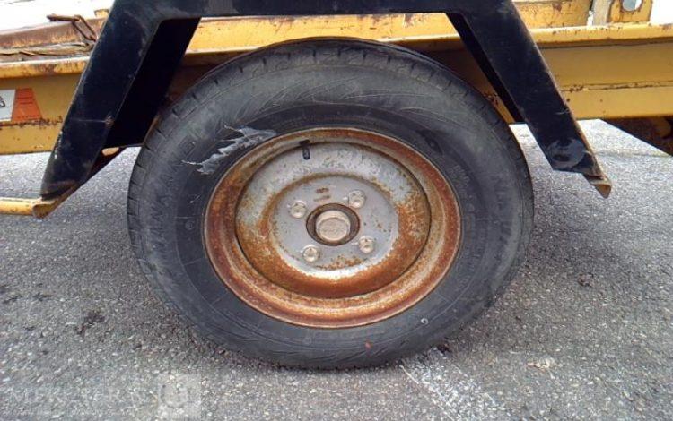 MOIROUD REMORQUE 750KG OR 39ZK69
