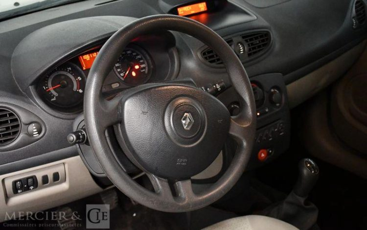 RENAULT CLIO III 1,5 DCI 70 EXPRESSION GRIS 572CQQ59