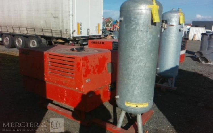 KAISER COMPRESSEUR ELECT M46E 3500L A 4500L  BCOMPE1