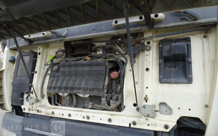DAF PORTEUR 32T BI-BENNE DAF CF 85.360   BE-390-LB