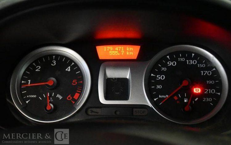 RENAULT CLIO STE  AIR DCI75 ECO2 BLANC BK-093-KE