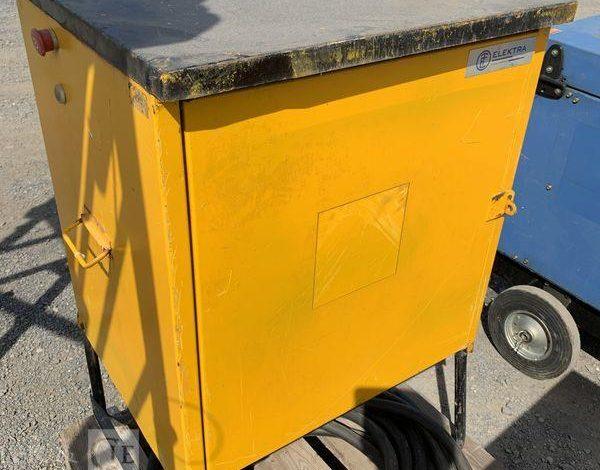 ELEKTRA ARMOIRE ELECT DE CHANTIER  COF010069