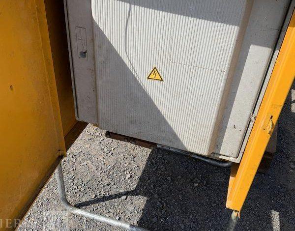 ELEKTRA ARMOIRE ELECT DE CHANTIER  COF010103