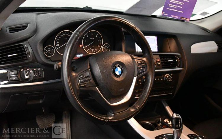 BMW X3 184CH X.DRIVE DA EXECLIS GRIS CW-926-FJ