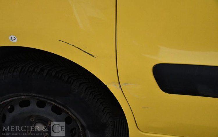 CITROEN BERLINGO 1,6 D 75CH FAP CONFORT JAUNE DL-696-XH