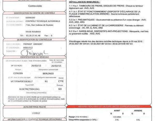 CITROEN BERLINGO L2 1,6 D 90CH CONFORT JAUNE DP-312-KC