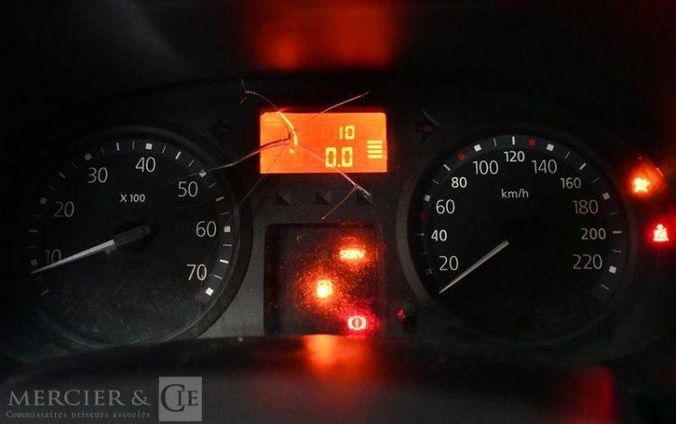 RENAULT CLIO II DCI CAMPUS 3P GRIS EC-187-YG