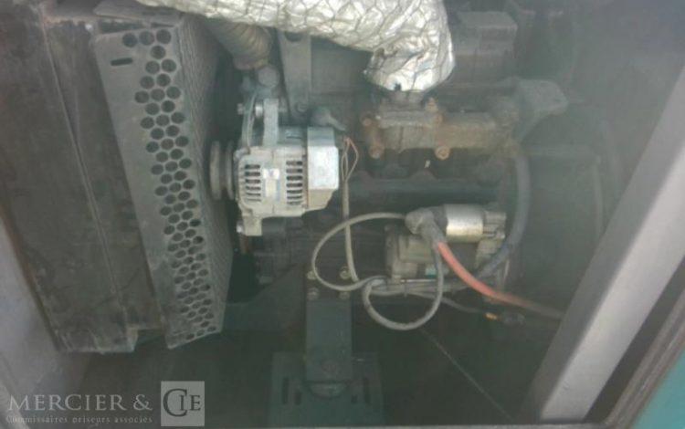 SDMO GROUPE ELECTROGENE 4,2 KVA 230V DIESEL  GROD010007