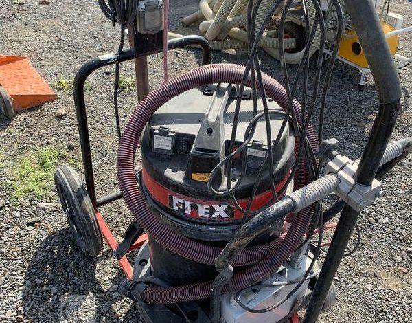 FLEX PONCEUSE DE PLAFOND BETON  PON010112