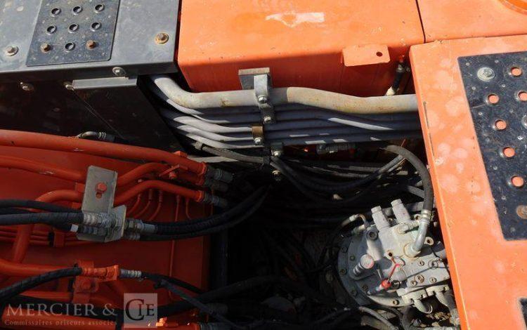 HITACHI PELLE SUR PNEUS 19T HITACHIi ZX170W-3 – SUR DESIGNATION (91)  M20004