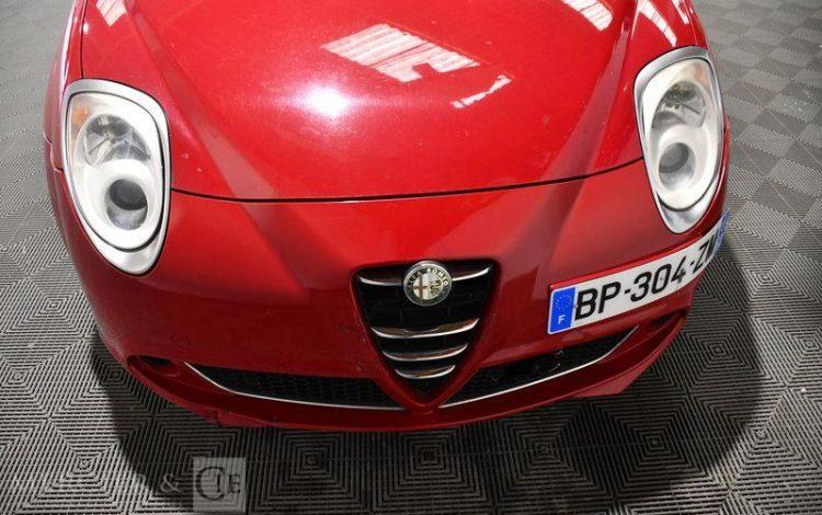ALFA ROMEO MITO 1.6 JTD 16V SELECTIVE ROUGE BP-304-ZM