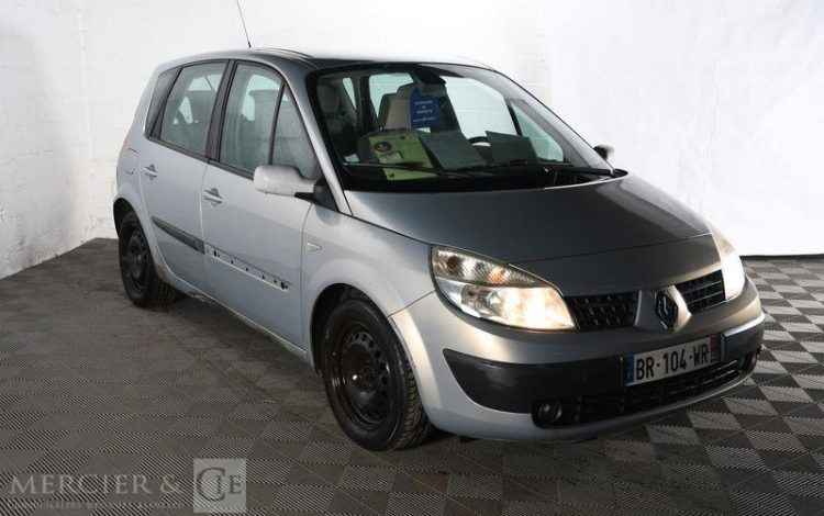 RENAULT SCENIC II 1,9 DCI 120 CONFORT EXPRESSION GRIS BR-104-WR