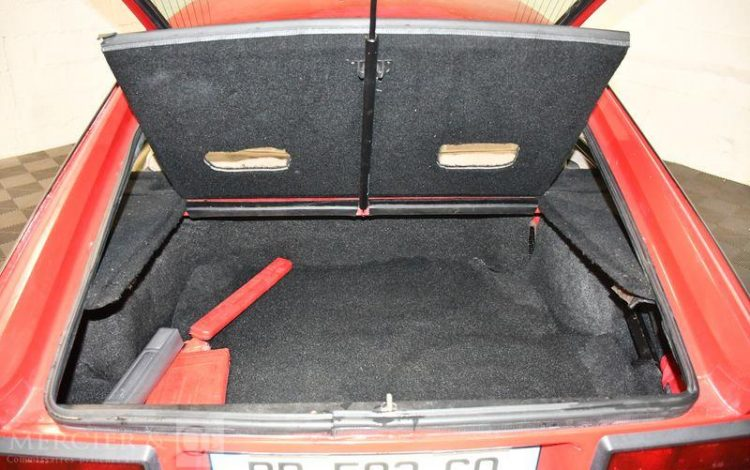 ALFAROMEO GTV 2,0 ROUGE DD-593-CQ