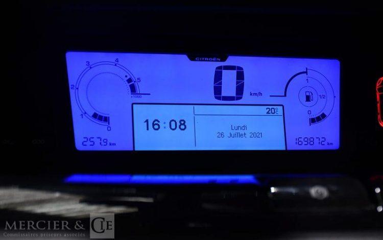 CITROEN C4 PICASSO 1,6 HDI 110CH FAP EXCLUSIVE BEIGE DE-674-JG