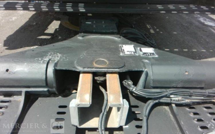 LOHR REM PORTE VOITURES 2 ESS 19T BLEU GA-453-QC