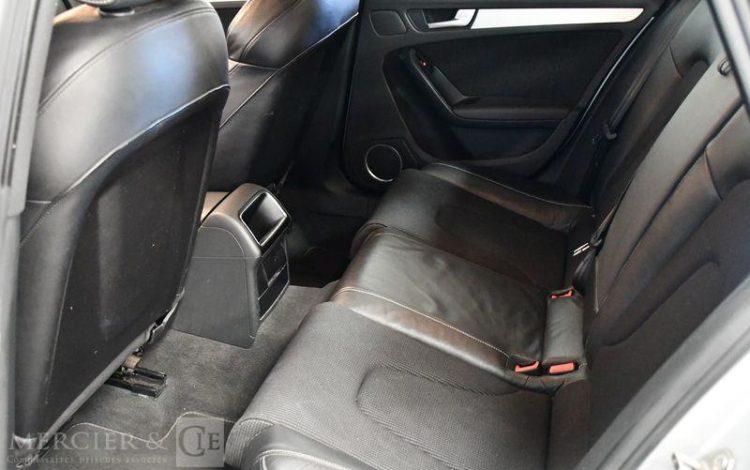 AUDI A4 V6 3,0 TDI DPF 240 QUATTRO BV6 AMBITION GRIS AA-389-FC