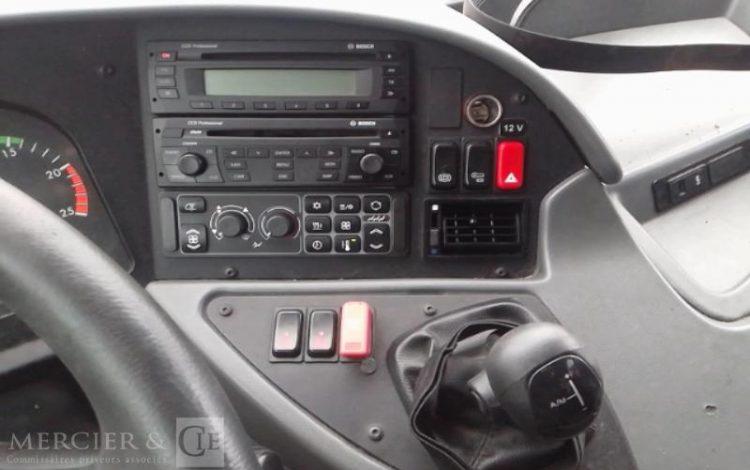 MERCEDES CAR TOURISMO RHD-L 61 PLACES EURO 5 GRIS CW-249-TH