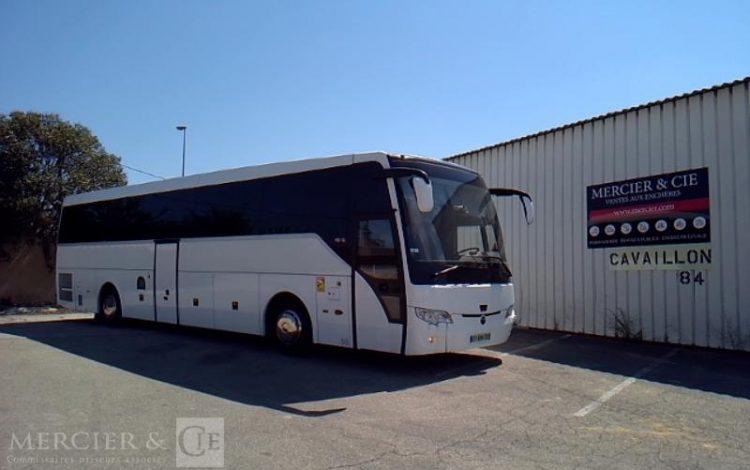 TEMSA AUTOCAR TE HD12 E6 BLANC ET-694-ZS