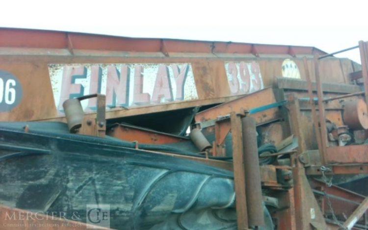 FINLAY CRIBLEUR 3 BRAS 393C 2 ESS DE 1996 ORA FH461272
