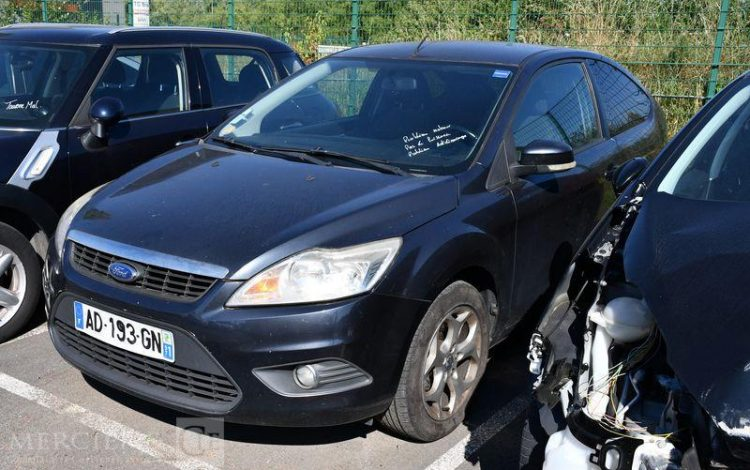 FORD FOCUS 1,6 TDCI 90 TREND GRIS AD-193-GN