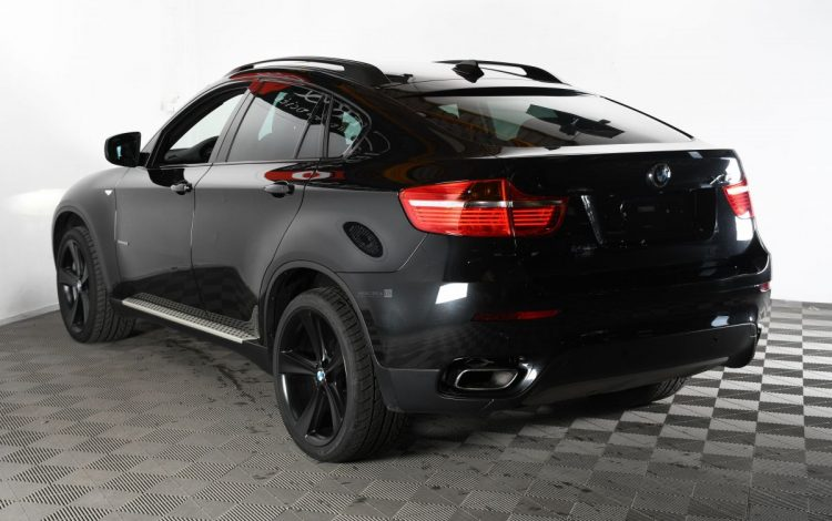 BMW X6 4,4i 50IA 407CH XDRIVE NOIR ERHEC421