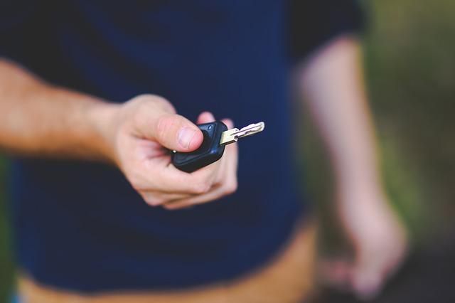 achat-voiture-particulier-clés
