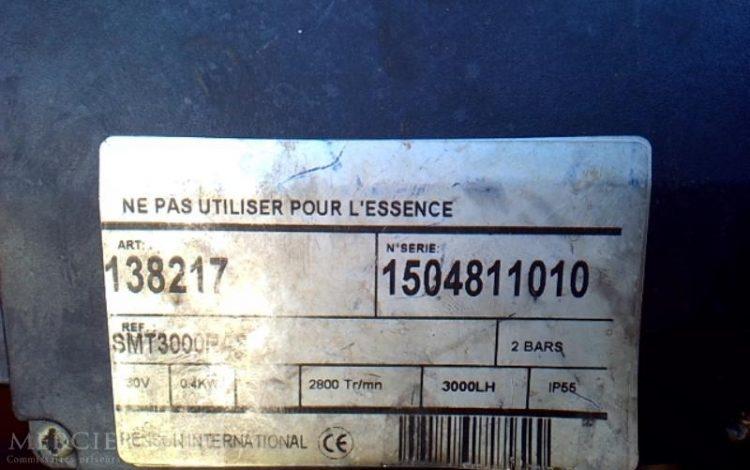 GENERIQUE CUVE A FIOUL 1200L JAUNE 7885