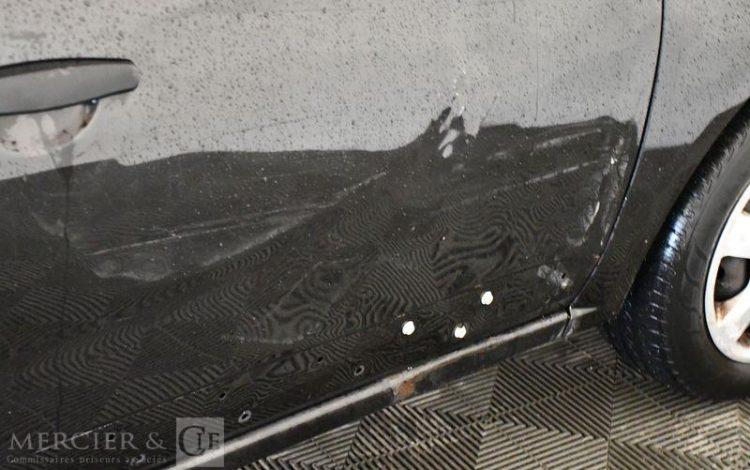 DACIA SANDERO 1,2 BLACK LINE NOIR BW-293-MT